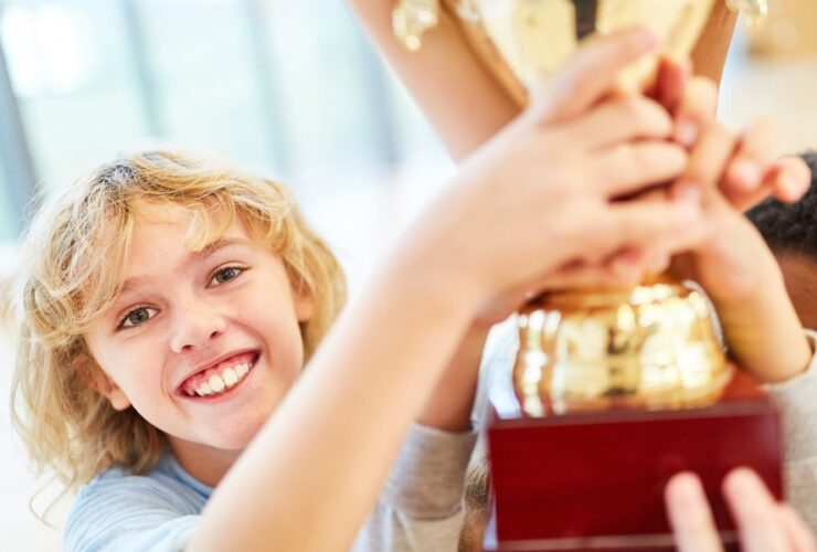 Trophy Kids and the Cycle of Artificial Self-Esteem - Mothering